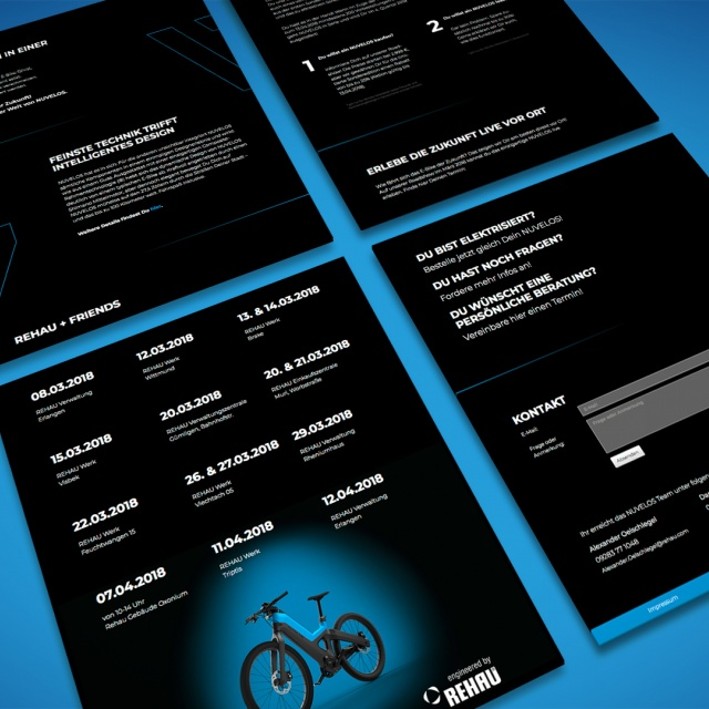 NUVELOS Corporate Design